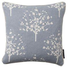 Bowood Chambray Square Cushion