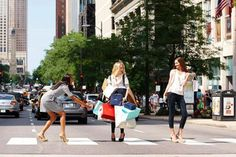Keep Calm and Shop On! Book our Shopping Package today and experience the best shopping in downtown Chicago and Miracle Mile! http://bit.ly/1eLThi3
