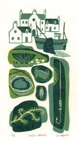 Liz Myhill Lino Prints, Artwork Prints, Graphic Prints, Dandelion Designs, Doodles, Art Curriculum, Design Illustrations, Print Ideas, Printing Press
