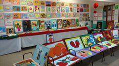 expo-artes plásticas 2015-2016. niños talento.