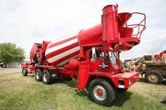 cement mixer from truck Cool Trucks, Big Trucks, Cement Mixer Truck, Concrete Mixers, Peterbilt Trucks, Construction Services, Fire Engine, Diesel Trucks, Truck Accessories