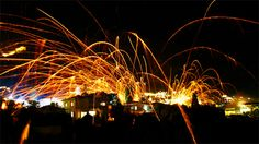 Getting ready for Easter: Rocketwar in Chios ~ Weddings in Greece Greek Easter, Chios, Greece Vacation, Greece Wedding, Fireworks, Wedding Planning, Ceiling Lights, Island, Traditional