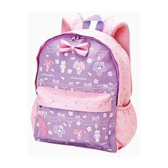 Bag: cute pink white backpack cool strawberry kawaii kawaii ...