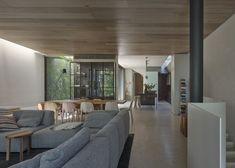 scandinavian retreat.: Park House