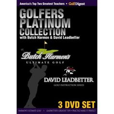 Golfers Platinum Collection (harmon-leadbetter)