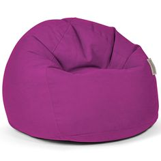 #Sitzsack von Pushbag - Bag Soft: Purple