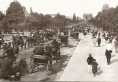 beginning of the 20th century, ourParís