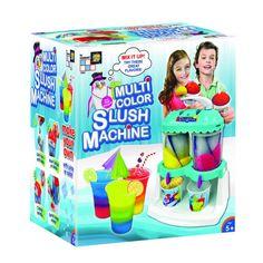 SLUSH MACHINE MULTI-COLOR