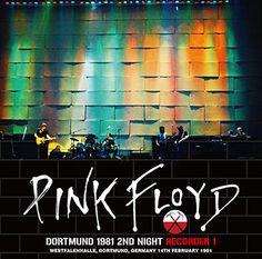 Pink Floyd - DORTMUND 1981