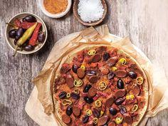Alnatura Guinoa Pizza