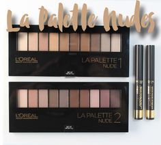 Must Haves for Your Makeup Bag: La Palette Nude + Smokissime Eyeliner