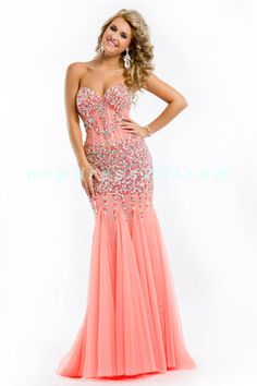 I don't even like pink but stunning! #prom