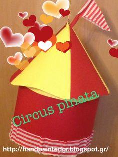 circus pinata