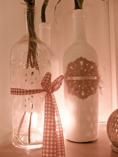 handmade paper snowflakes... by {Twiggs}, via Flickr