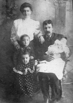 Mary and William Beaton (back) William Jr (standing), Violet (standing) Gordon (baby)Photo repaired with RESTORE On October 30, 2018 Library and Archives Canada announced that they had transferred …