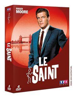 Le Saint - Coffret 4 DVD - Épisodes couleurs - Volume 2 | SERIE TV | DVD - NEUF
