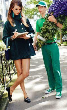 Karlie Kloss vogue japan