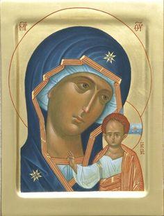 Icon of kazanskya (i love this one)