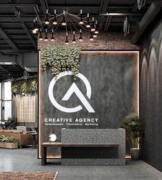 Office Reception Design, Corporate Office Design, Office Space Design, Dental Office Design, Modern Office Design, Reception Areas, Office Interior Design, Office Interiors, Reception Counter Design