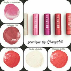 Younique Lip Bonbons Tinted Lip Balm New, Younique Lip Bonbons Tinted Lip Balm. Choose your color and please e-mail selected color to if you purchase it! Tinted Lip Balm, Lip Tint, Lip Bon Bon, Younique Party Games, 3d Fiber Mascara, Vanilla Milkshake, Best Lip Balm, Younique Presenter, Raspberry Cheesecake