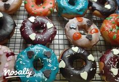 Churros, Winter Food, Doughnut, Cooking Tips, Donuts, Desserts, Recipes, Diy, Frost Donuts