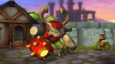 Skylanders Giants para o Nintendo 3DS será diferente da versão Wii