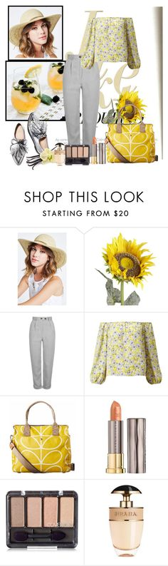 """Untitled #940"" by misaflowers ❤ liked on Polyvore featuring BCBGeneration, Pier 1 Imports, Topshop, Miss Selfridge, Loeffler Randall, Orla Kiely, Urban Decay and Prada"