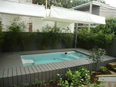 91 best Swim Spa images on Pinterest | Gardens, Pools and Pool spa