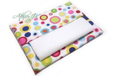 portable tissue case gift card holder Kleenex purse by AtelierJK
