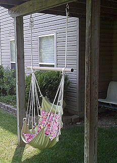 DIY for hammock