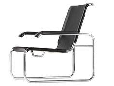 Thonet S 35 L Armchair by Marcel Breuer - Chaplins
