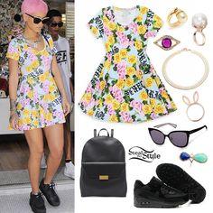 Rihanna shopping in Los Angeles, May 16th, 2014 - photo: rihanna-diva.com