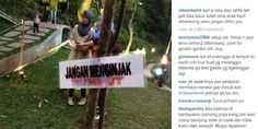 #HeyUnik  Pasukan Selfie Berulah di Bandung Bikin Kang Emil Berang #Fotografi #Sosial #Tokoh #YangUnikEmangAsyik