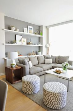 Modern And Stunning But Surprisingly Simple Living Room Decor Maximize Your Space Without Compromising Style