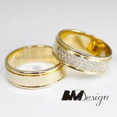 Obrączki na zamówienie obrączki Ślubne Rzeszów Obrączki BM Design Obrączki z diamentami Wedding rings with diamonds