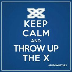 Throw up the X for the only player with heart.