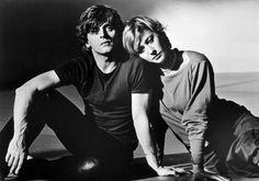 Mikhail Baryshnikov and Helen Mirren