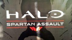 Halo spartan Assault logo artwork