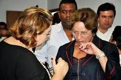 """IRAM DE OLIVEIRA - opinião: Beto Rosado: sobre Rosalba e Sandra """"é sempre difí..."""