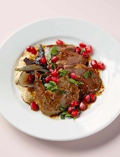 Turkish flavours such as pomegranate brighten up this impressive starter recipe from Chef Chris Gillard of London restaurant EartH Kitchen