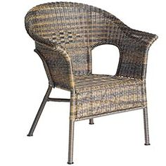 """I'm totally in the doghouse for buying a set of these at Pier 1. I found one natural and one white marked down to $90. The salesman was very nice and asked me which one I liked better so I said """"natural!"""" He took one chair  at regular price ($119.95) and marked it down to $90 - AS IS. You can barely find the flaw in the first AS IS I found. I'm not allowed to be spending any money. I figured these would be good to toss in the back of the pick-up when we go to close."""