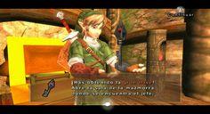The Legend of Zelda: Twilight Princess - Templo de Bosque