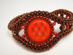 Fire Cuff by njdesigns1 on Etsy, $100.00