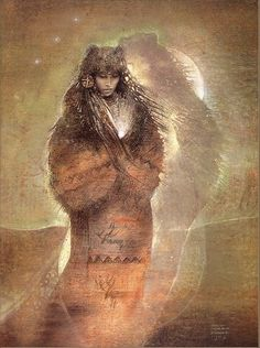 Bear Woman by Susan Seddon Boulet