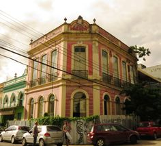 A CARA DA VERGONHA - BIBLIOTECA MUNICIPAL DE MANAUS ~ Caçadores de Bibliotecas