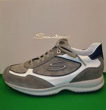 buy popular 61979 33c6d scarpe santoni uomo
