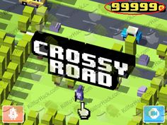 Crossy Road Endless Arcade Hopper Hack and Cheats - Unlimited Coins