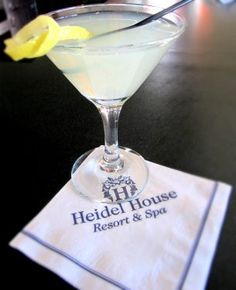 Try the Sidecar this February at Grey Rock's Happy Hour in Green Lake, WI