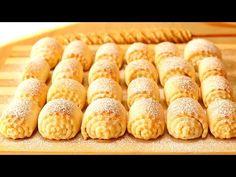 Pokud máte doma 1 kelímek tvarohu, toto musíte vyzkoušet: Rychlé a křehoučké tvarohové mini-rolky na celý týden! - Strana 2 z 2 - Příroda je lék Roll Cookies, Bon Appetit, Biscotti, Cereal, Food And Drink, Baking, Vegetables, Breakfast, Desserts