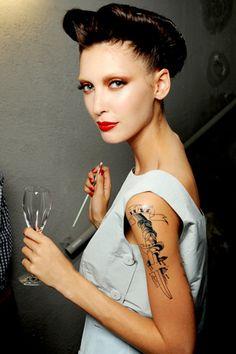 Jean Paul Gaultier via Style.com
